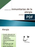 Diagnóstico de las enfermedades alérgicas