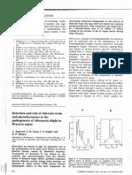 Transformation of tropical grain legumes using particle bombardment