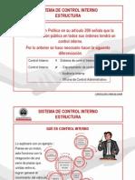 Estructura Control Interno
