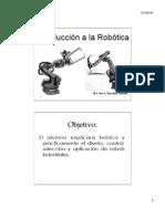 Introduccion robotica