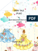 Fairy Tale presentation genre