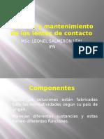 08 CUIDADO Y MANTENIMIENTO DE LOS LENTES DE CONTACTO.ppsx