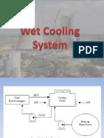 Wet Cooling System