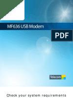 MF636 User Manual