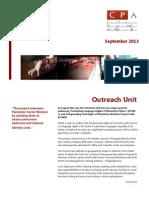 CPA Newsletter - September 2013
