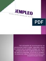 DESEMPLEO PREST