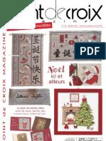 Point de Croix Magazine-n64 Novembre - Decembre 2009