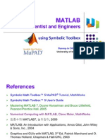 Ch 1 Brief Overview of MATLAB