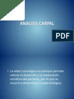 ANALISIS CARPALmod