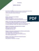 PERSON_Formador de Formadores_Modalidades y Programas