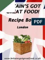 BGGF Recipe Book A4 LONDON v3 - Smallest Scribd 5