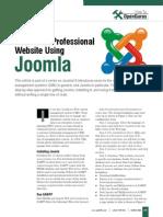 Joomla - Part 1