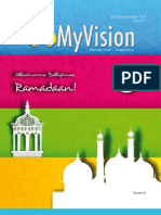 MyVision Issue Shaban-Ramadaan 1434 July  2013