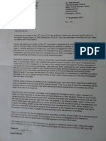 TVP Letter & Notice of Bail Cancellation