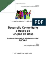 3.- Manual de Desarrollo Comunitario Sustentable