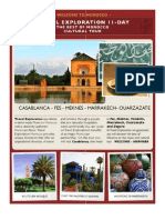 Best of Morocco Tour 9-05-09