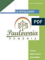 Prezentare Paulownia PRINT