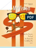 MyVision Issue Ramadaan-Shawwal 1434 August 2013