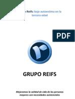 Grupo Reifs Autoestima