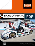 2013 BAHCO ARRANCA 2ª