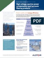 Alstom Grid - RPC&HF - HV Product Guide