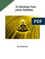 Psychic Development Book Part 1