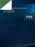 Internal Capital Adequacy Assessment Q22013