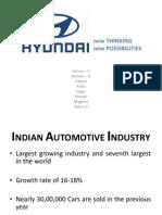 Hyundai new product development