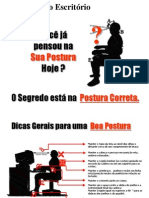 ERGONOMIA NO ESCRITÓRIO  -  3M DO BRASIL.pps