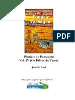 Jean Auel - Filhos Da Terra 4 - Planicie de Passagem (PDF)(Rev)