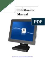 Lilliput Monitor UM-900 Instructions