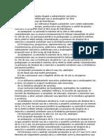 Prevederile Codului Penal Si Contraventional Privind Drogurile in RM