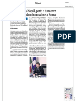 Rassegna Stampa 10.09.2013
