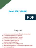 Excel Rrhh