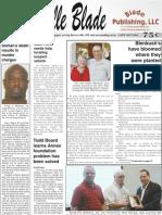 Browerville Blade - 08/29/2013