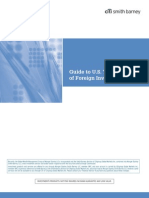 Citi Foreign Investor Tax Guide