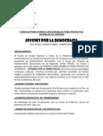 Documento Base Convocatoria 2013 Fecha Ampliada