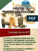 ELEMENTOS DE PROTECCION PERSONAL  (EPP).ppt