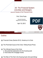 1010b 20b Causes of Financial Crisis