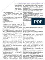 Resolução de Questões 2013 - Direito Penal 1