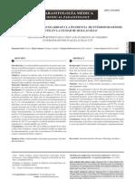 2.6 Relación entre la escolaridad y la incidencia de enteroparasitosis   pag. 31-35