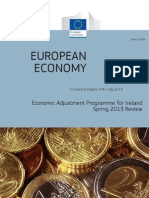 Economic Adjustment Programme for Ireland — Spring 2013 Review 2