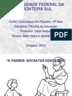 Sócrates educador powerpoint