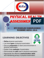 PHYSICAL HEALTH ASSESSMENT.pptx