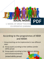 Social Model by Bawon