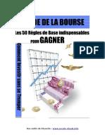 Guide Bourse