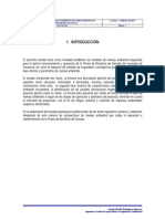 Plan Manejo Ambiental Matadero Saravena