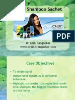 Chic Shampoo - Rural Marketing (FILEminimizer)