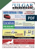 Jornal Divulgar Classificados - Ano III - Edição 36