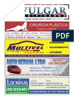 Jornal Divulgar Classificados - Ano III - Edição 37